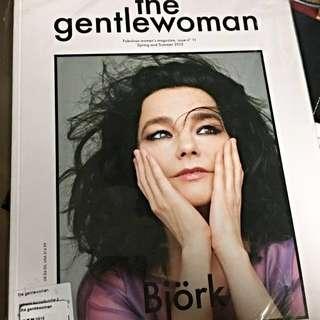 Gentlewoman Magazine Spring/Summer 2015