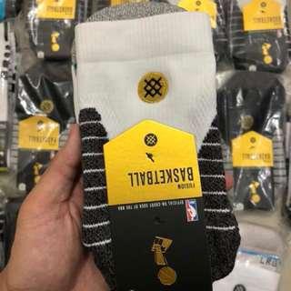 🚚 【Kenny's Store】 STANCE NBA FINAL GAME 總決賽 金標配色 NBA球員專用加厚籃球襪