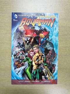 DC Comics Aquaman New52 TPB Vol 2
