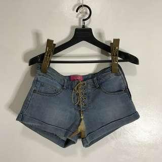 Juicy Girl Shorts (Bohemian ins.)