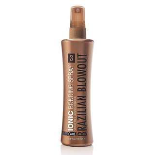 Brazilian Blowout Ionic Bonding Spray 巴西焗油 生命果柔絲順髮 免沖護髮膜 噴霧 100ml
