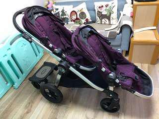 Baby Jogger City Select孖b車