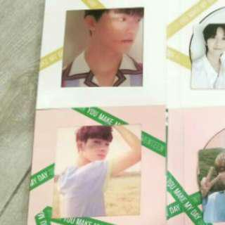 【WTT/WTS】SEVENTEEN - YOU MAKE MY DAY photocard