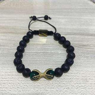 Adjusted Beaded Bracelet