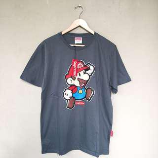 Mario Bros Grey