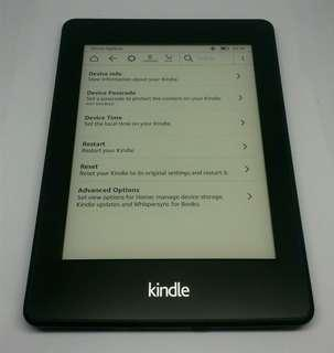 Kindle Paperwhite v2