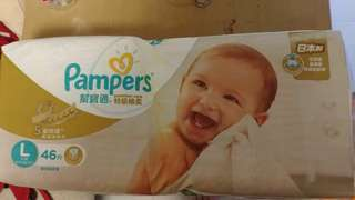 Pampers尿片 1包(舊裝L)