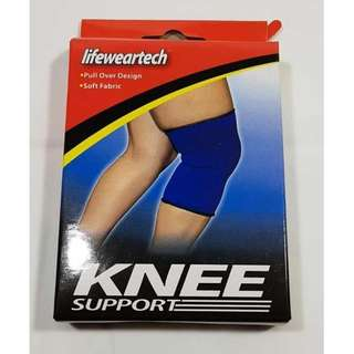LIFEWEARTECH KNEE SUPPORT PULL OVER DESIGN SOFT FABRIC