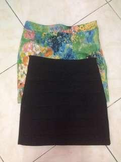 Bundeal Bandage skirt