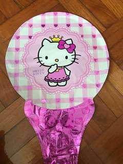 Hello Kitty Handheld Balloons