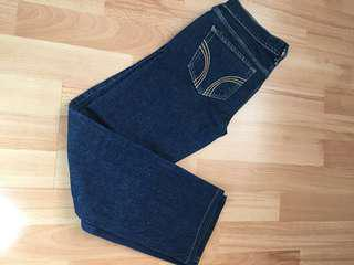 Brand new Hollister Dark Wash Boot Cut Jeans