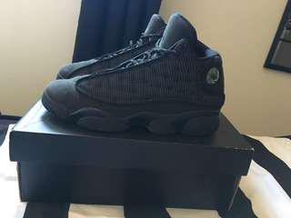 Air Jordan 13 Black Cats