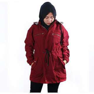 Jaket parka ladies / Cewek / Premium