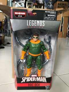 Marvel Legends Doc Ock from SP//DR wave