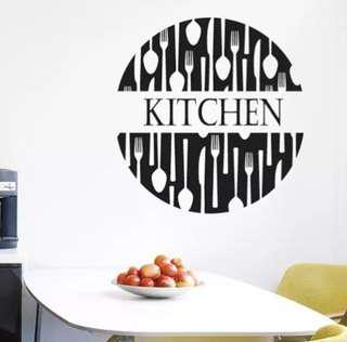 Kitchen Wall Decals / Stickers