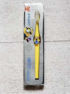 韓國 minions 牙刷
