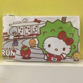 🚚 Hello Kitty Run 2018 Pouch Pencil Case
