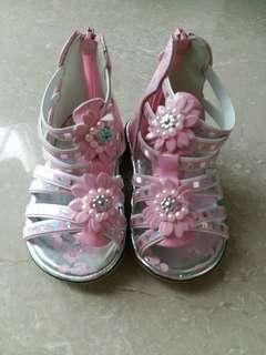 全新BB靚涼鞋