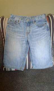 Authentic celana pendek jeans uniqlo