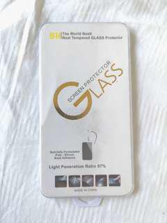 BNIB Samsung S7 Edge tempered glass