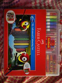 Faber Castell Colouring Set