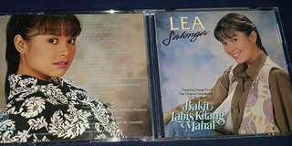 Lea  Salonga - Bakit Labis Kitang Mahal   / Songs From The Original Soundtrack Of The Movie / 1992 / OctoArts International