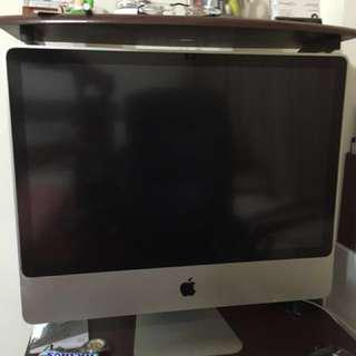 "Apple iMac 24"" 2009 at the price of monitor"