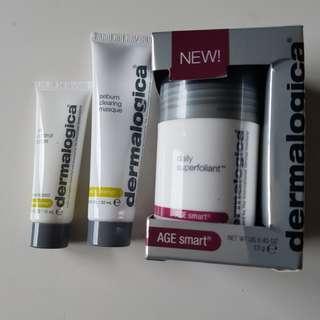 Dermalogica Set, 3 items. New.