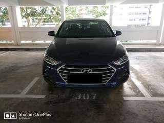 2017 Hyundai Elantra 1.6AT