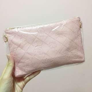 Sanrio 會員贈品側揹袋