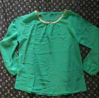 blouse siffon