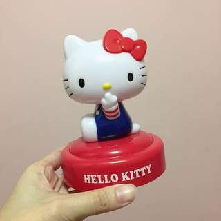 Hello Kitty 燈(已壞)