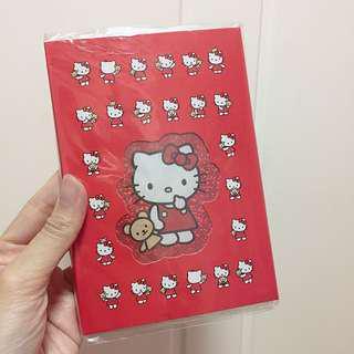 Hello Kitty 信紙
