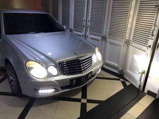 Mercedes Benz E 200 Kompressor Facelift 2008