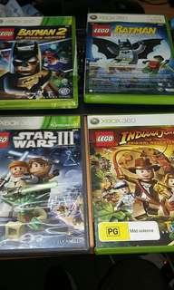 Xbox Lego kids series