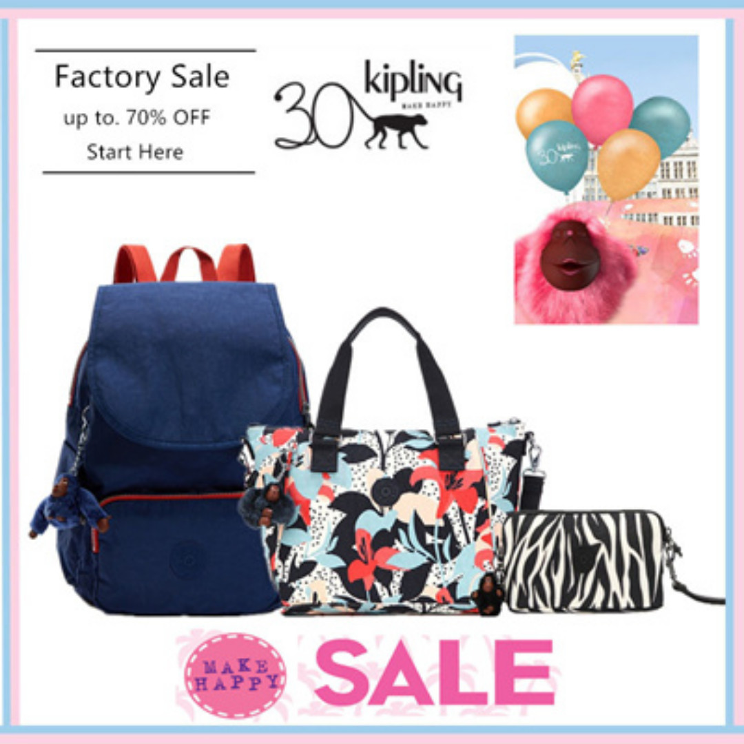 3d46b9cc91a 100% Authentic Kipling U.S.A. on Sale - Kipling Bag Local Online ...