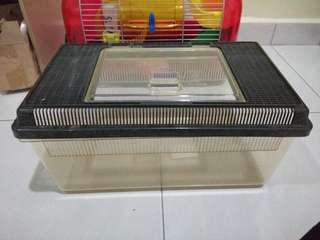Hamster/reptile cage small #50under