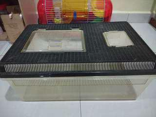 Hamster/reptile cage large #50under