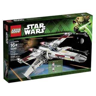 WTT / WTS Lego 10240 X-Wing last set