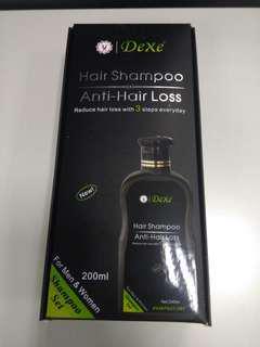 Hair shampoo anti-hair loss
