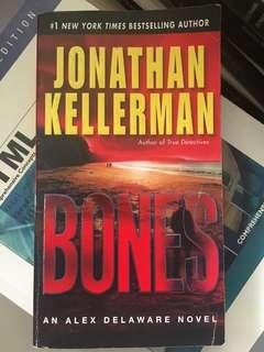 Bones by Jonathan Kellerman