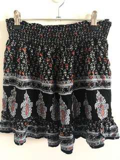 Paper Scissors Skirt