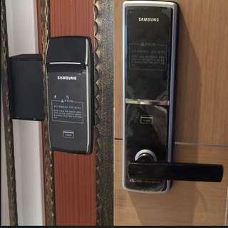 Samsung lock Package promo for door/gate