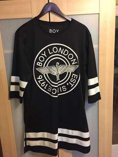 Boy London women's jersey SZ:Small