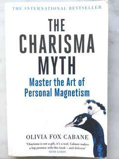 The Charisma Myth - Master the Art of Personal Magnetism