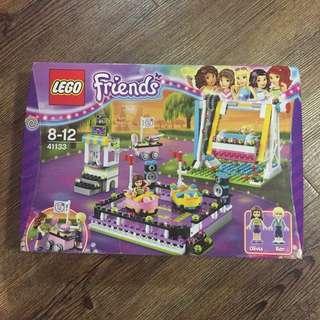 Lego Friends 41133 Amusement Park Bumper Cars
