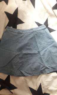 REPRICE !!! Forever21 Denim Skirt