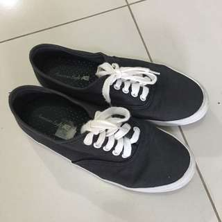 Navy American Eagle Shoes
