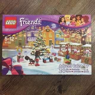 Lego Friends 41102 Advent Calendar 2015