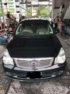 Nissan Sylphy 1.5L Daily, Weekends, Weekly & Monthly.